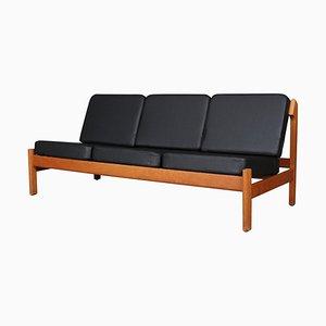 3-Sitzer Sofa von Børge Mogensen, 1960er