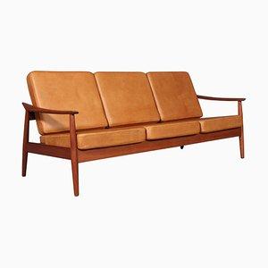 3-Sitzer Sofa von Arne Vodder, 1960er