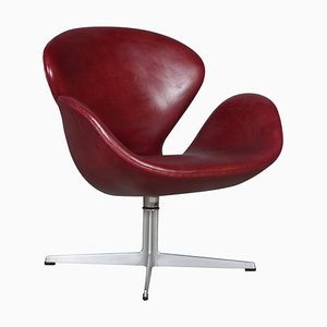 Swan Chair by Arne Jacobsen for Fritz Hansen, 1970s