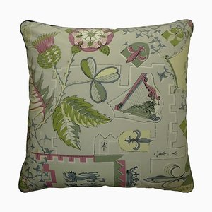 Vintage The Royal Thistle Cushion