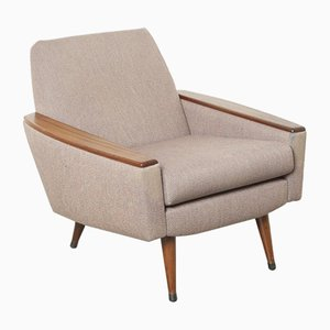 Lilac Armchair in the Style of Bovenkamp, 1950s