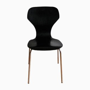 Dining Chair by Erik Jorgensen for Danerka, Denmark, 1970s