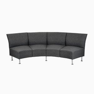 Scandinavian Sofa by Isku, Finland