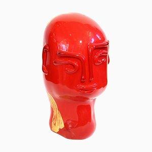 Vintage Profondo Fuoco Red by Luigi Benzoni