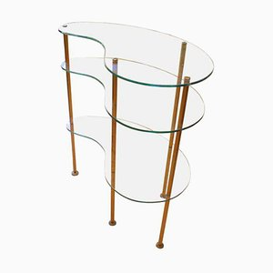 Table Basse en Forme d'Haricot, 1960s