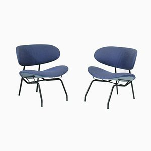 Beistellstühle von Gastone Rinaldi, 1950er, 2er Set
