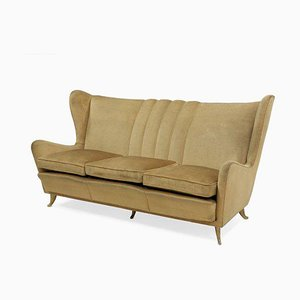 Italian Sofa from ISA, 1950s