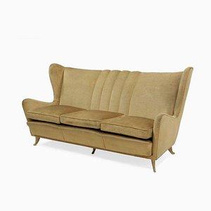 Italienisches Sofa von ISA, 1950er