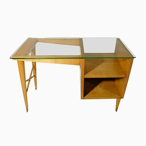 Desk Attributed to Carlo de Carli, 1950s