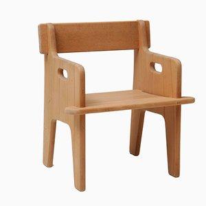 Chaise de Peter par Hans Wegner