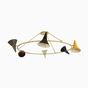 Tre Cento Ring Ceiling Lamp, 2000s