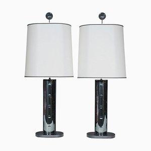 Tischlampen von Roberto Giulio Rida, 2009, 2er Set