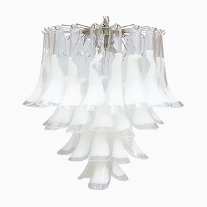 Sella Piccolo Murano Glass Chandelier, 1980s