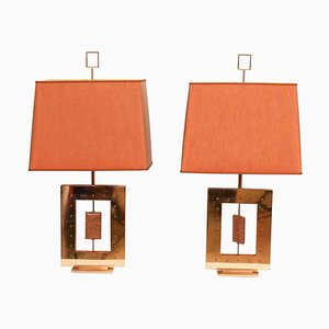 Table Lamps by Roberto Giulio Rida, Set of 2