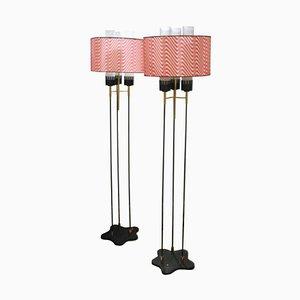 Stehlampen von Stilnovo, 1960er, 2er Set