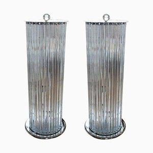 Stehlampen, 1970er, 2er Set