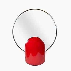 Beleuchteter Pop Art Spiegel von Il Picchio, 1960er