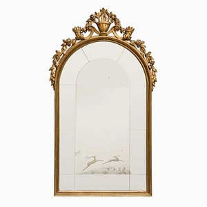 Italian Carved Mirror, 1927