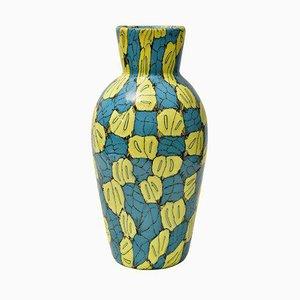 Blown Glass Vase by Vittorio Ferro, 1998