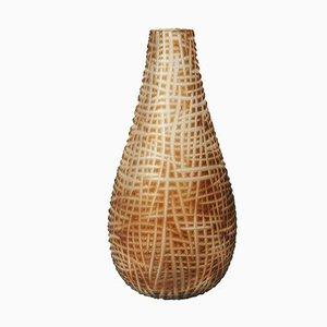 Battuto Collection Vase von Ferro für Davide Dona, 1980er