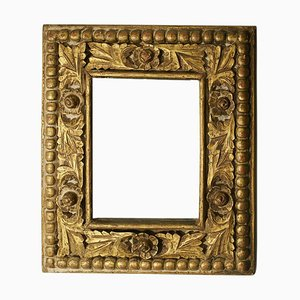 Carved Giltwood Mirror, 1900s