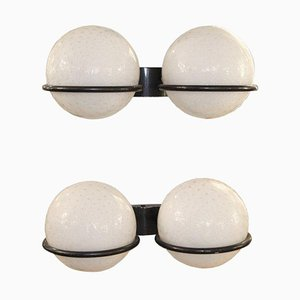Wall Lights by Gino Sarfatti, 1960s, Set of 3
