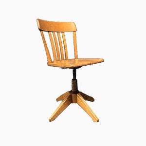 Beech Office Chair from Sedus, 1920s