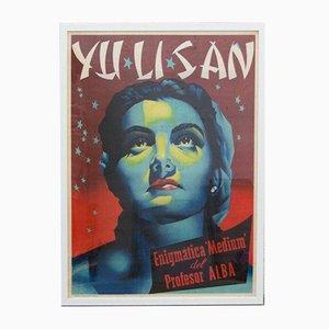 Yulisan Lithograph, 1950s