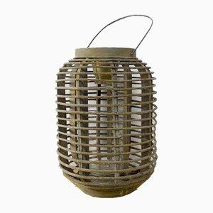 Large Wooden Lantern, 1970s