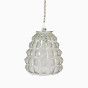Deckenlampe aus Glas