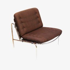 SZ077 Nagoya 1 Industrial Mid Century Fauteuil by Martin Visser for 't Spectrum, 1969