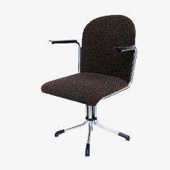 Sedia da ufficio 356 di W. H. Gispen per Gispen