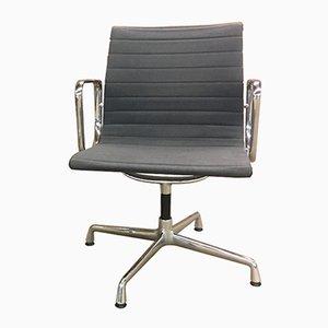 Chaise EA 108 en Aluminium par Charles & Ray Eames pour Vitra, 1980s