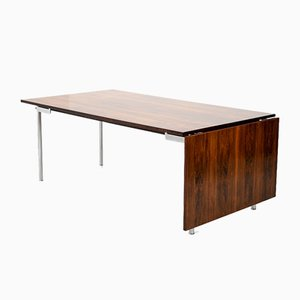 Model AT-318 Dining Table by Hans J. Wegner for Andreas Tuck, 1960s