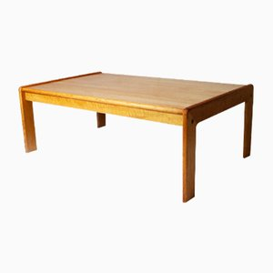Large Mid-Century Danish Coffee Table, 1970s