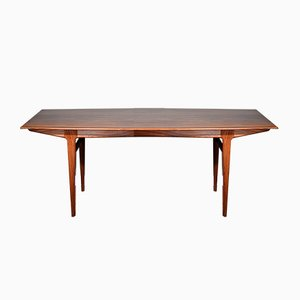 Mid-Century Afromosia Dining Table by John Herbert for A. Younger Ltd., 1960s