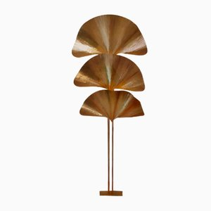 Gingko Floor Lamp by Tommaso Barbi, 1970s