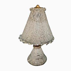 Mid-Century Tischlampe von Barovier & Toso, 1950er
