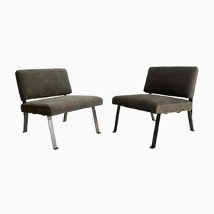 Mid-Century Armchairs by Giulio Moscatelli for Formanova, 1960s, Set of 2