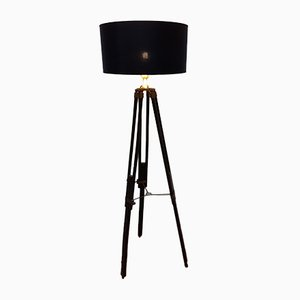 Vintage Telescope Floor Lamp
