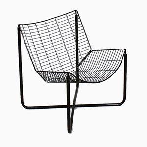 Jarpen Drahtsessel von Niels Gammelgaard für Ikea, 1980er