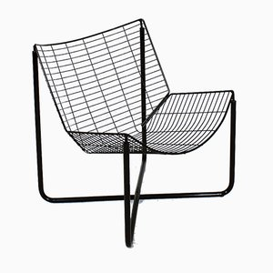 Jarpen Wire Lounge Chair by Niels Gammelgaard for Ikea, 1980s