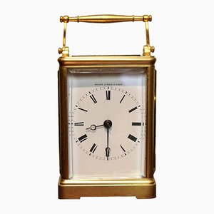 Early Bell Striking Carriage Clock, 1840s