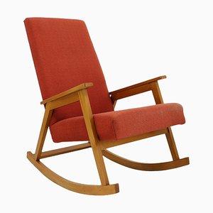 Rocking Chair, Tchécoslovaquie, 1960s