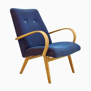 Bentwood Lounge Chair from Thon/Thonet, 1960s