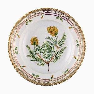 Royal Copenhagen Flora Danica Deep Plate