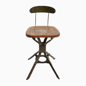 Medium Evertaut Stool, 1940s