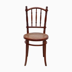 Antique Bistro Dining Chair from Thonet, Austria, 1910s