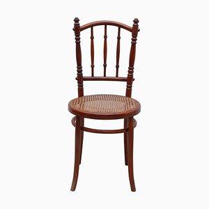 Chaise de Salon de Bistrot Antique de Thonet, Autriche, 1910s