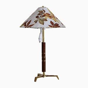 Dreibeinige Mid-Century Tischlampe von JT Kalmar, 1950er